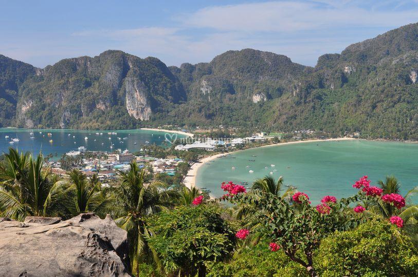 Thailandia - Phi Island