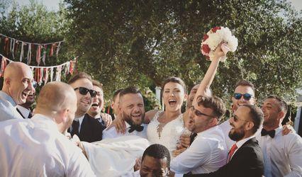 Le nozze di Emanuela e Vincenzo