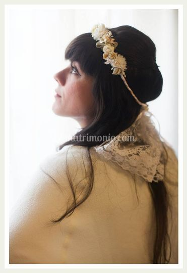 Coroncina da sposa Tiffany
