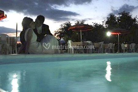 Matrimoni ed eventi a bordo piscina