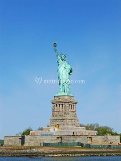 Escursione a Liberty Island