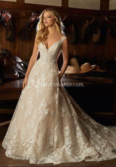 Morilee Rosalind Wedding Dress