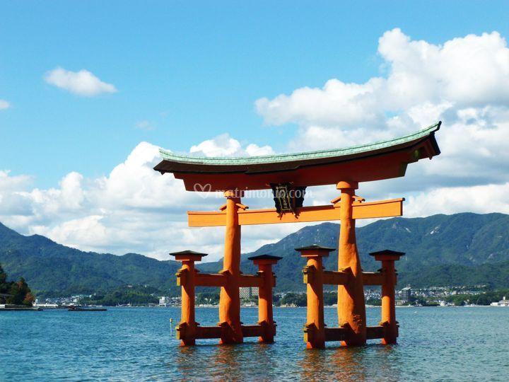 La sacralità del Giappone