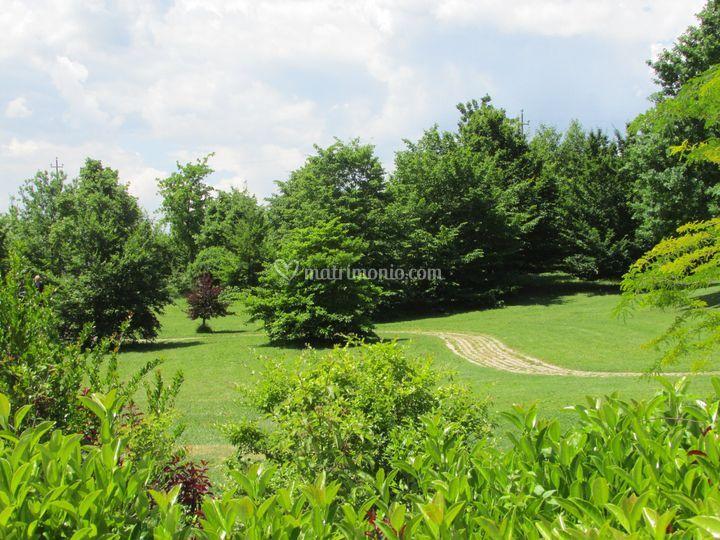 La Gaiana Location parco