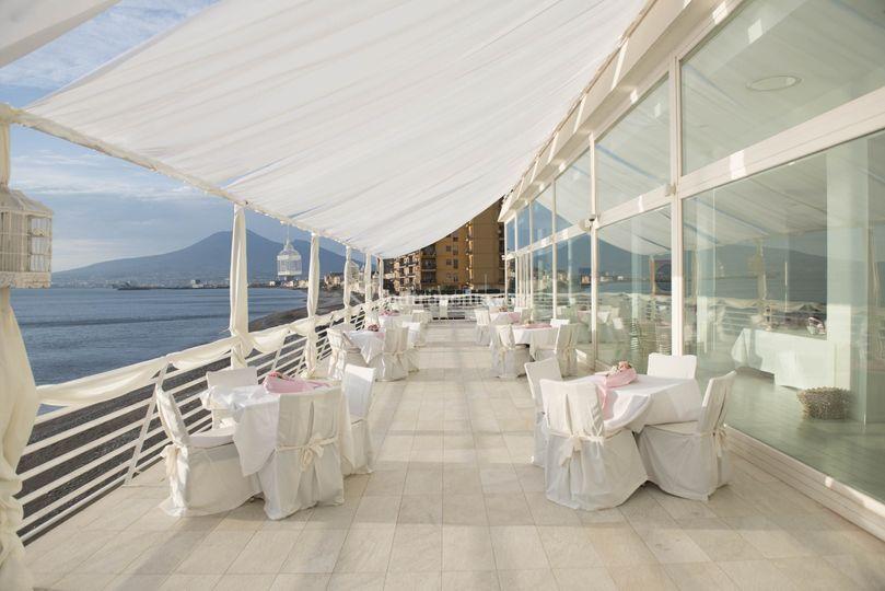 Matrimonio Azzurro Hotel : Hotel miramare