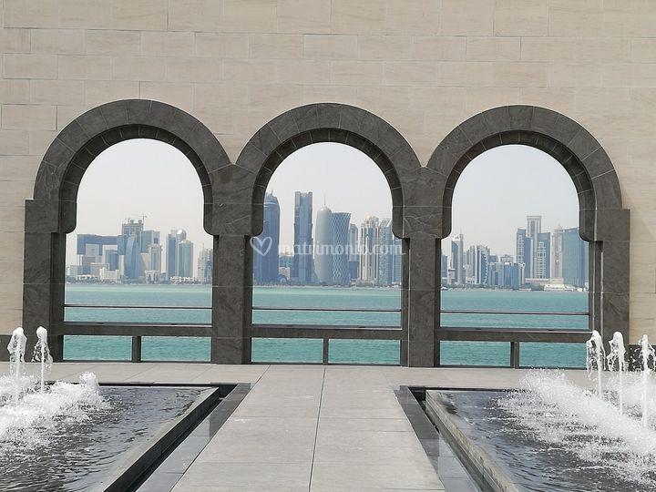 Doha Fra