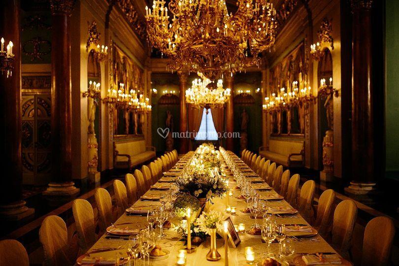 Tavolo Imperiale Galleria