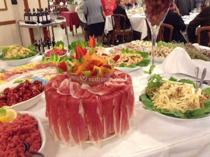 Conosciuto Ricchi buffet di antipasti di Centro Ristorante | Foto 31 SJ87