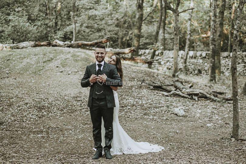 Natura wedding