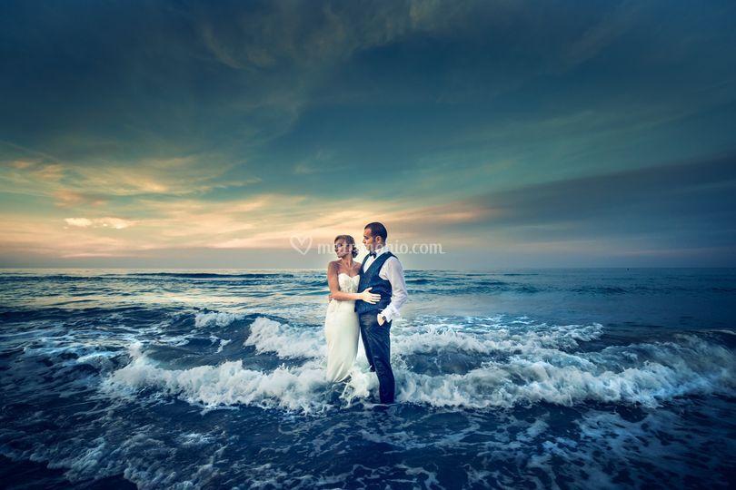 La sposa in acqua