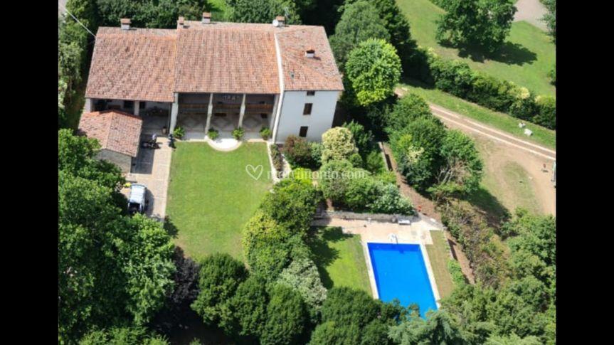 Villa Valmarana Scola Camerini