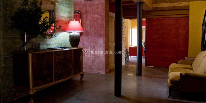 L 39 isola di rosa relais hotel di charme for Interni di charme