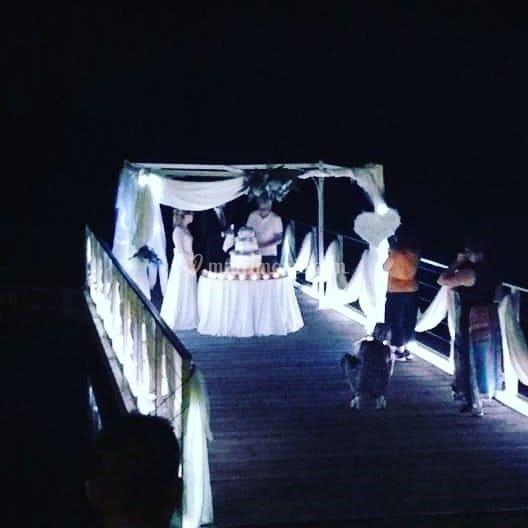 Allestimento matrimonio vicile