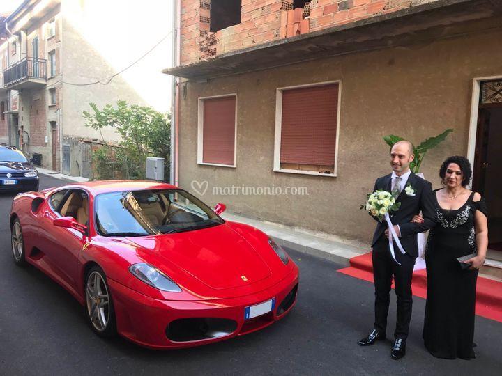 Uscita sposo