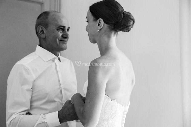 Il papà e la sposa