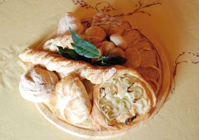Creazioni di pane