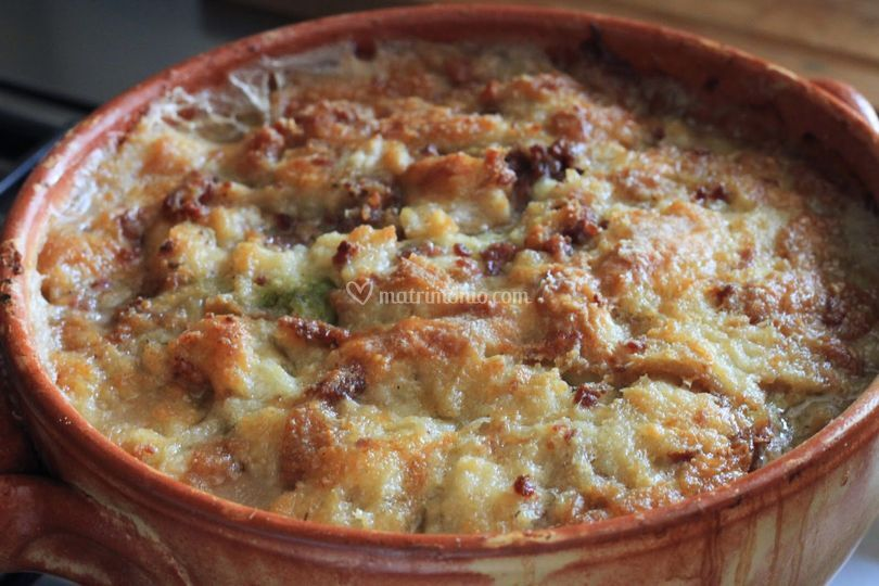 Zuppa di cavolo canavesana