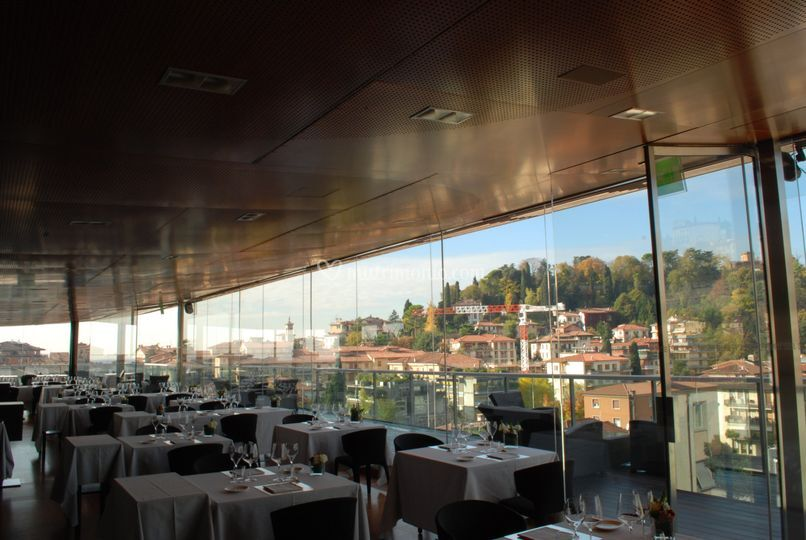 Hotel Excelsior San Marco Di Roof Garden Restaurant