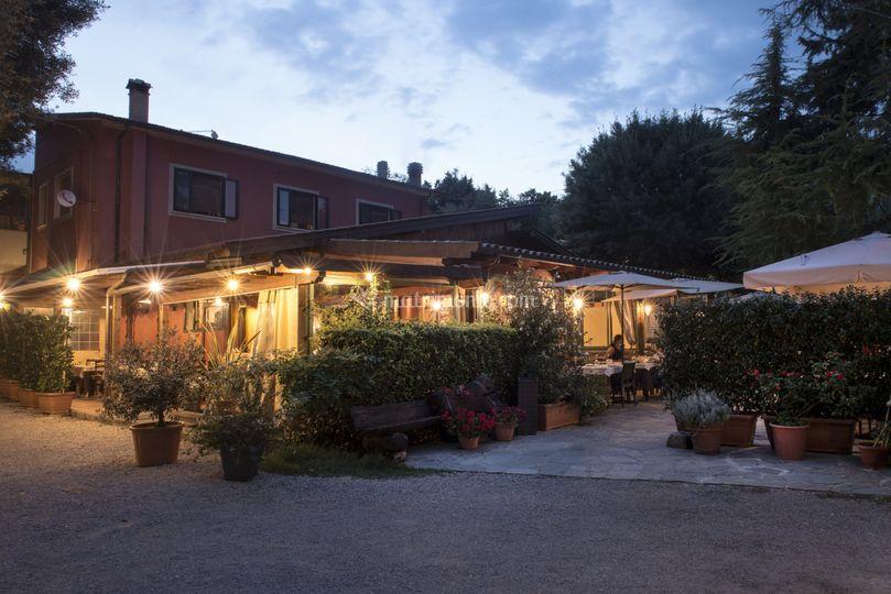 Ristoranti Matrimonio Toscana : Ristorante la baita di foto