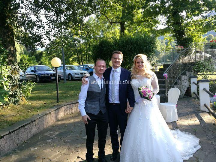 Matrimonio di Ilaria e Fabio