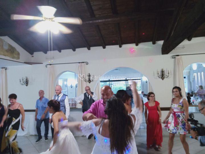 Raffaele e serena sposi