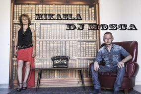 Mikaela e DJ Mosca