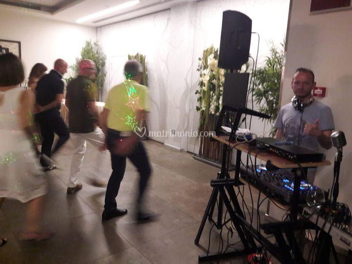 Liscio e balli di gruppo