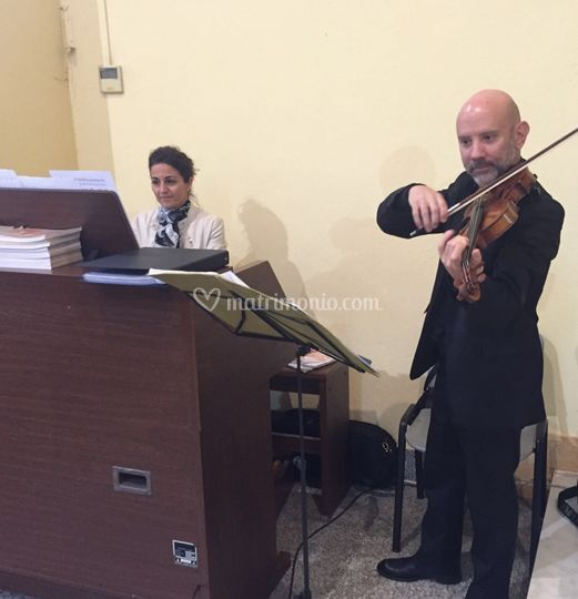 Duo Violino e Organo