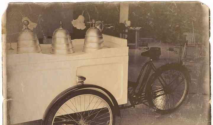 Carretto gelati,