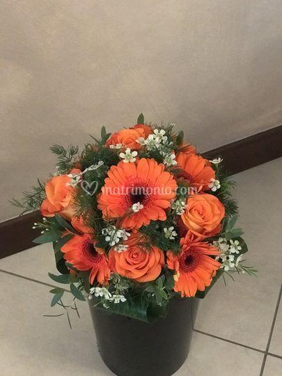 Bouquet Marina e Michele