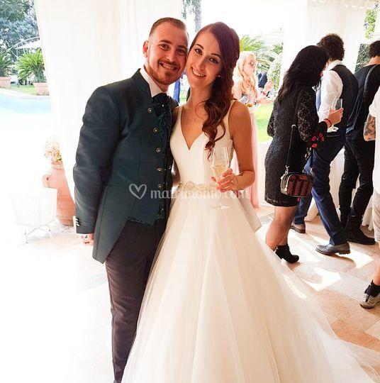 Milena e Giuseppe