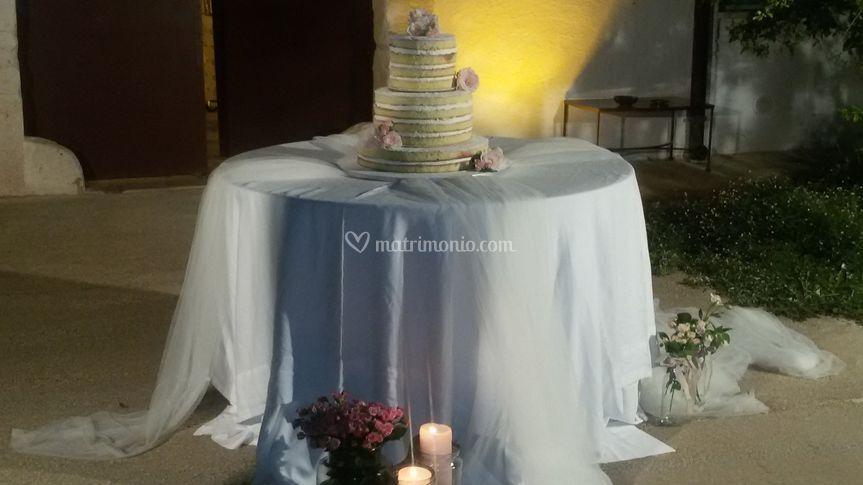 Wedding torte