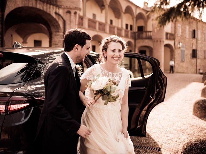 L'entrata degli sposi