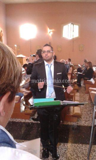 Maestro Francesco Maisto