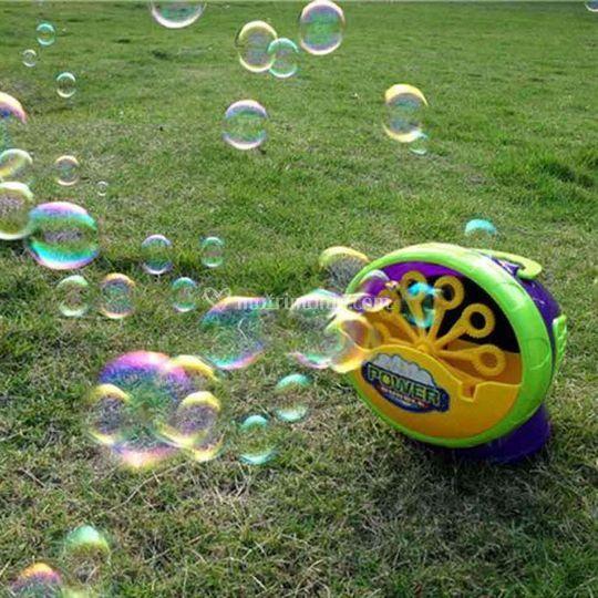 Tante bolle per divertirsi