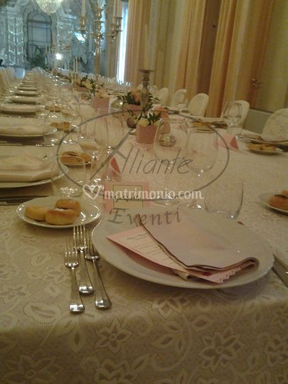 Aliante catering ed eventi for Tavolo imperiale