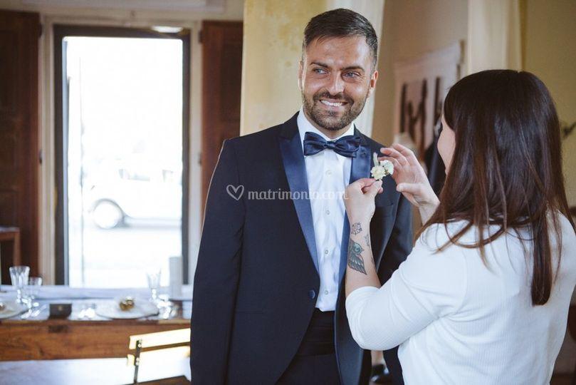 Foto abito uomo di liverani