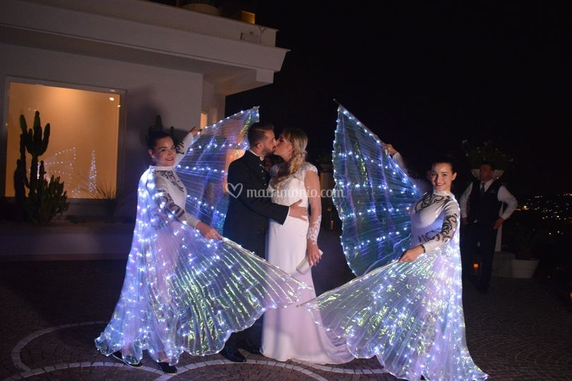 Le Nostre farfalle luminose.