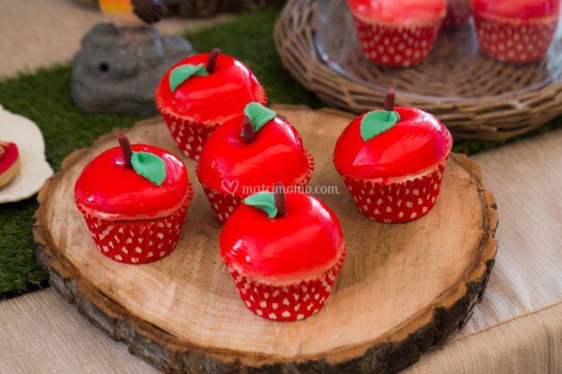Cupcakes a tema