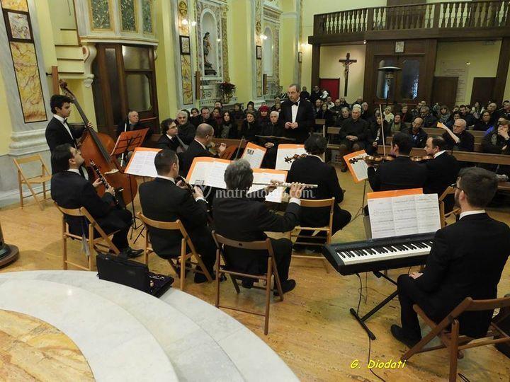 Concerto di Musica Sacra
