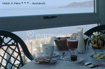 Hotel Il Faro colazione