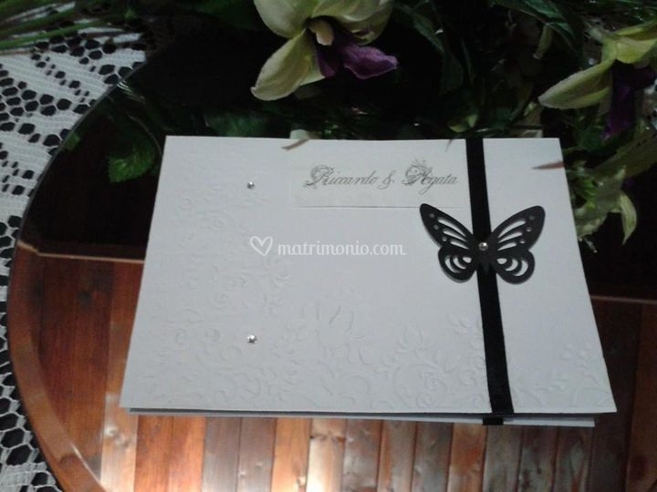Rilievo e farfalle