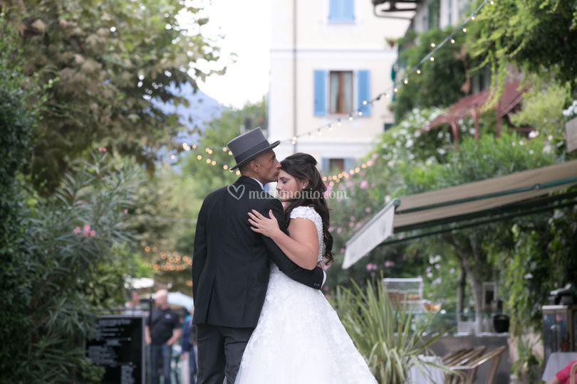 Borromeo Island Wedding Amored