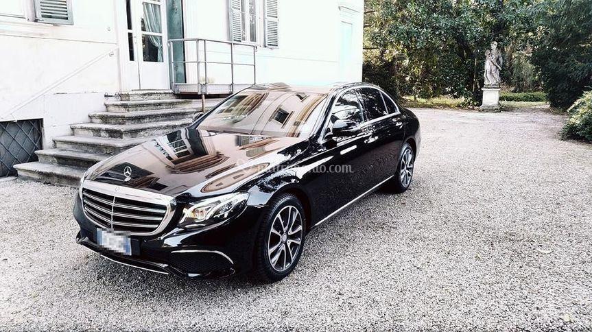 Mercedes nuovo modello 2018