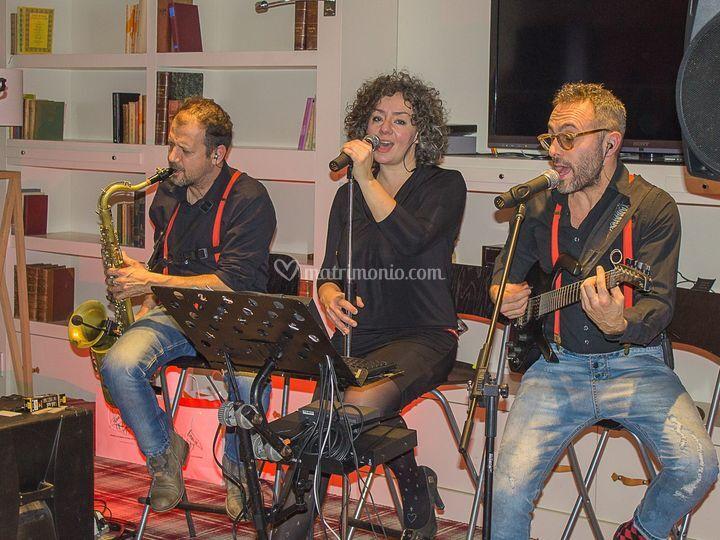 Restauro Band - Abetone