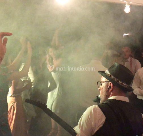 Restauro Band Live