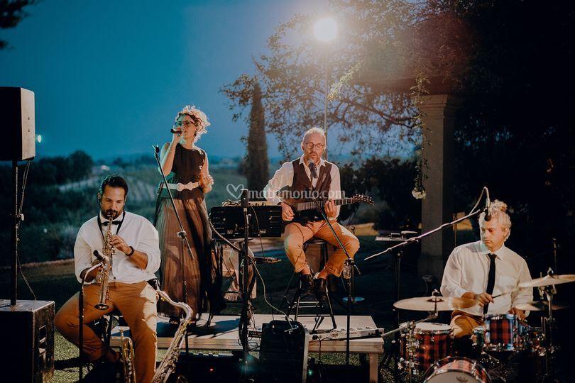 Restauro Band - Villa Mocale