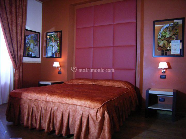 Camera per gli sposini