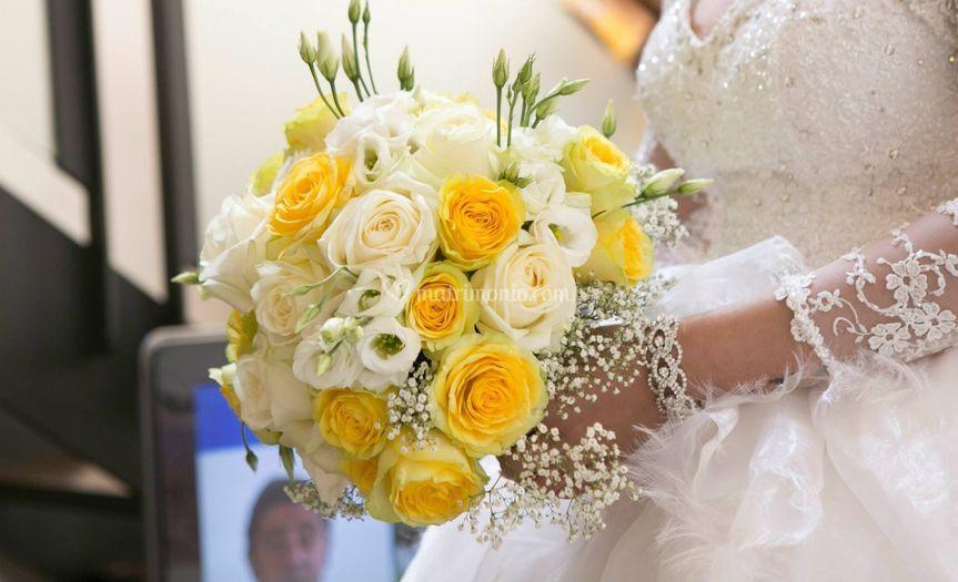 Bouquet Matrimonio A+N