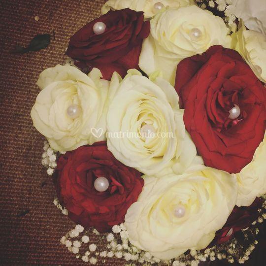 Bouquet Matrimonio C+S